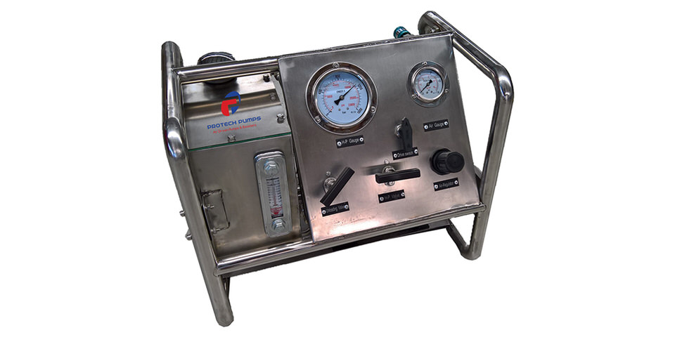 ProTech Pumps Air Driven Pump System